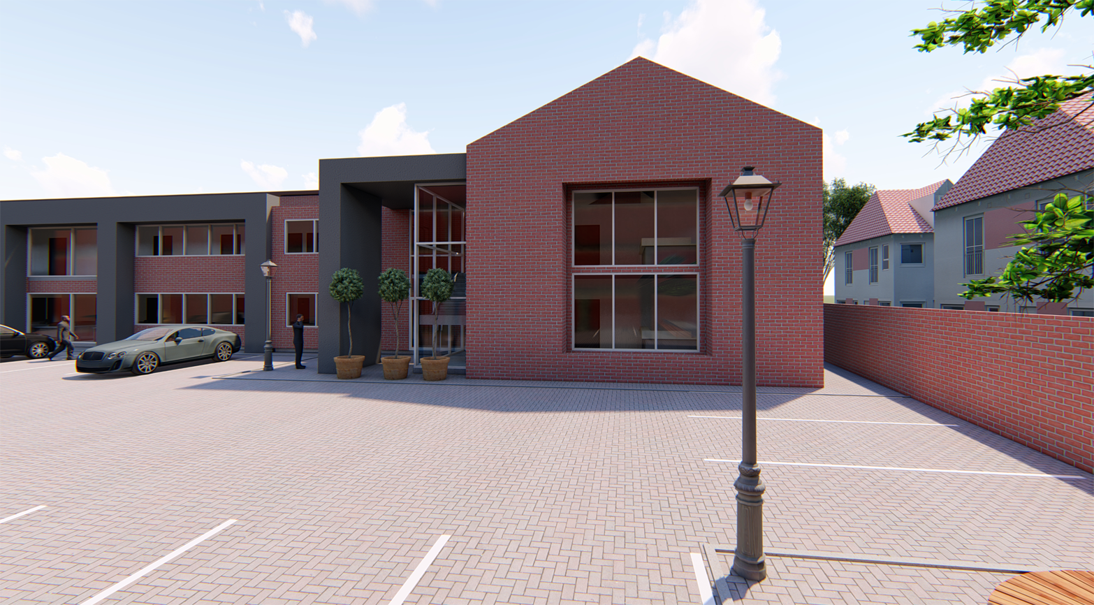 Secunda offices 1
