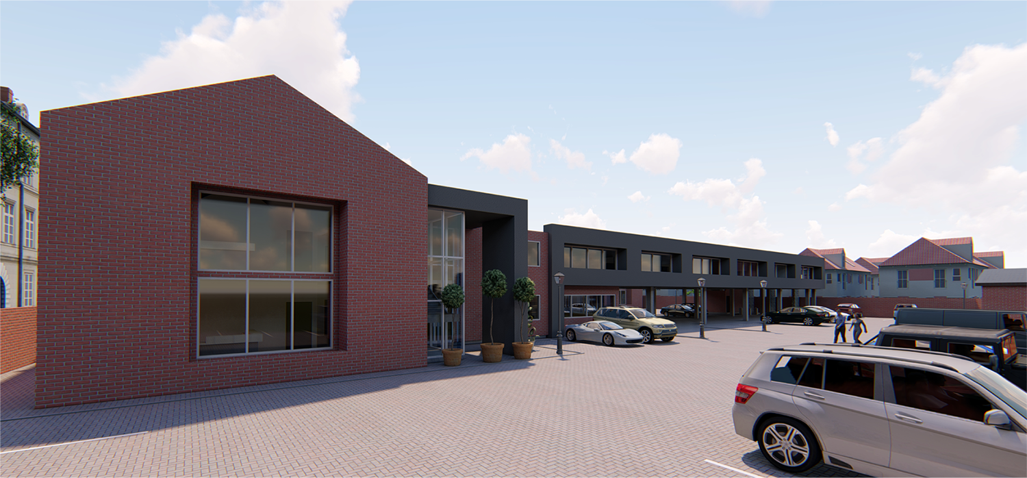 Secunda offices 2