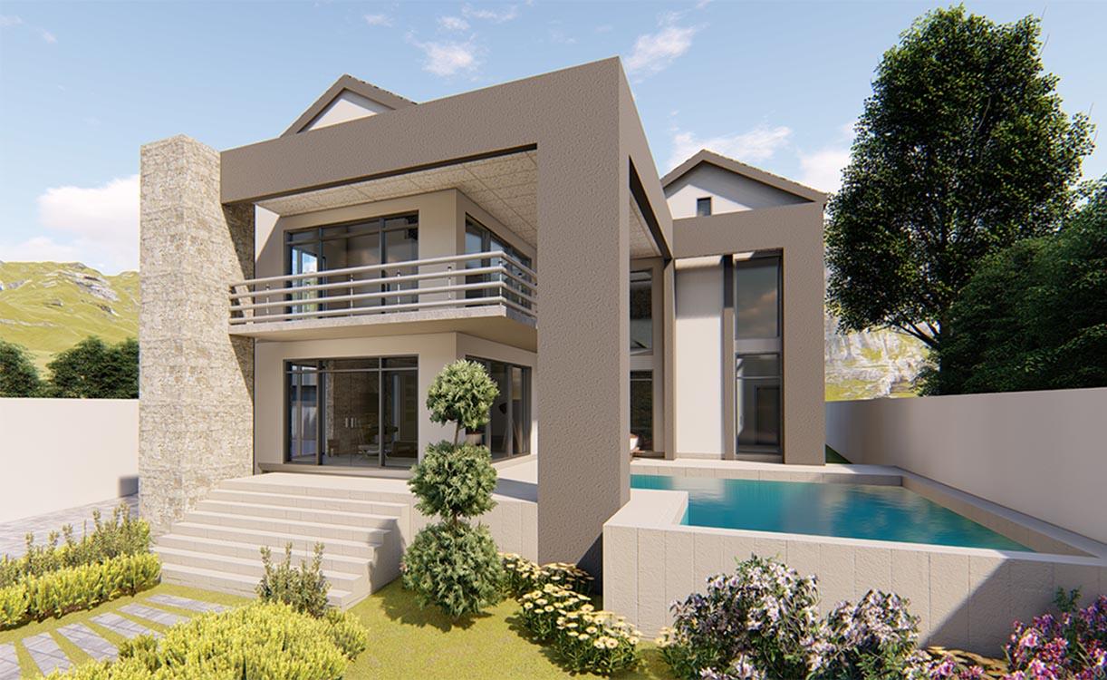 House Plans Numbi park house -image 2