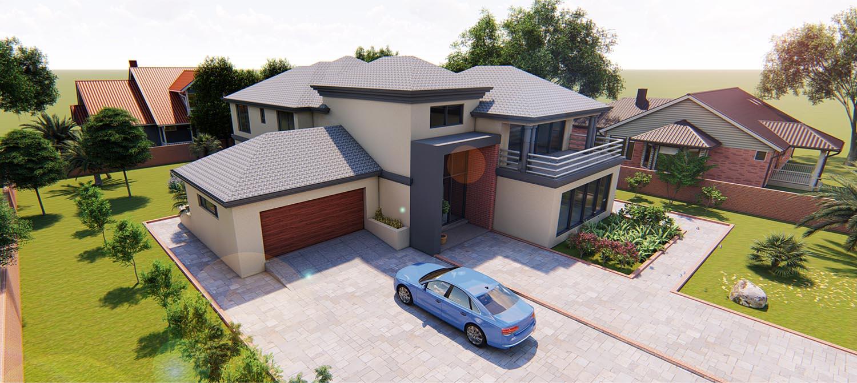 House Plans_ Vereeniging 1