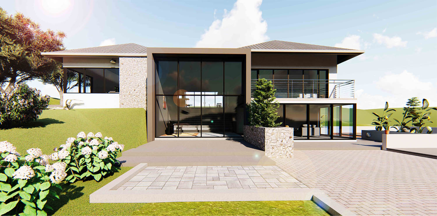 House Plans_Renovations and Alterations Numbi gate House 1 - image 2