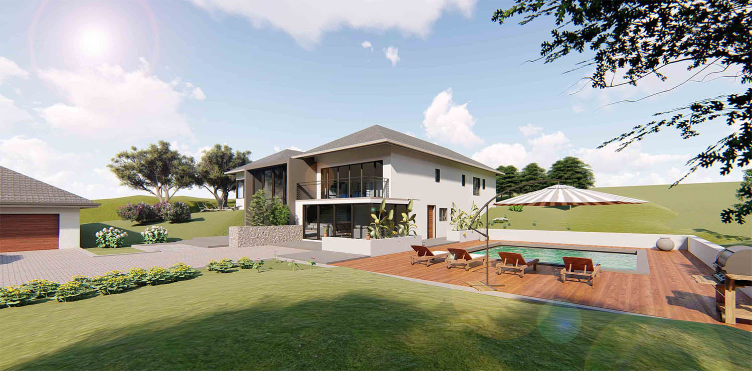 House Plans_Renovations and Alterations Numbi gate House 1 - image 3