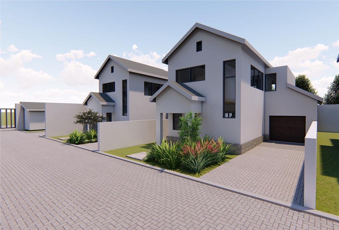 House Plans_Residential Development On Rocky 3